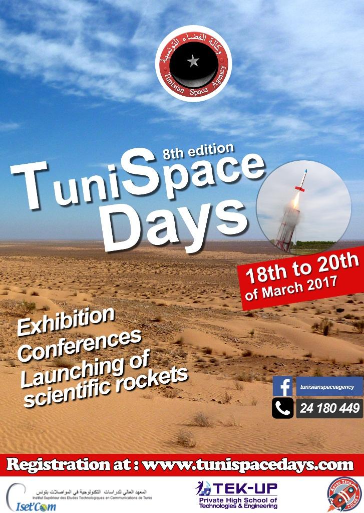 TuniSpace Days 8th edition