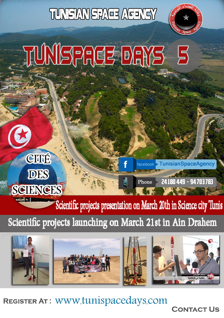 TuniSpace days5