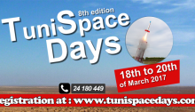 cover Tunispace days 8th Tozeur